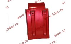Брызговик передней оси левый H3 красный фото Прокопьевск