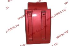 Брызговик передней оси правый H3 красный фото Прокопьевск