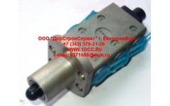 Клапан управления КПП (3+2 отв. под трубки) H2/H3,C,DF фото Прокопьевск