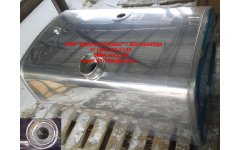 Бак топливный 400 литров алюминиевый F для самосвалов фото Прокопьевск