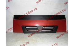 Капот FN2 красный с решеткой для самосвалов фото Прокопьевск