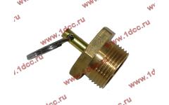Клапан перепускной ресивера (сброса конденсата) M22х1,5 H фото Прокопьевск