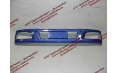 Бампер F синий металлический для самосвалов фото Прокопьевск