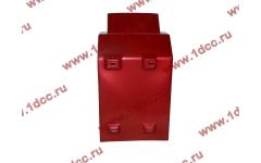 Брызговик передней оси правый H2 красный фото Прокопьевск