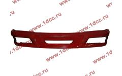 Бампер FN2 красный самосвал для самосвалов фото Прокопьевск