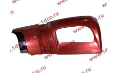 Обтекатель кабины FN красный левый (1B24953104072) для самосвалов фото Прокопьевск