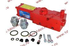 Клапан управления подъемом кузова HYVA (PT-1220-220) H2/H3 фото Прокопьевск